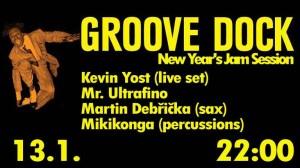 groove dock 2018