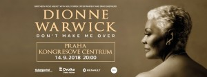 DIONNE WARWICK PRAHA
