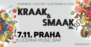 kraak and smaak PRAHA